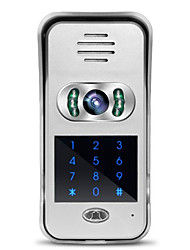 WiFi Video Intercom Doorbell Remote Lock Monitoring Camera Video