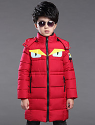 Boy's Casual/Daily Solid Suit & BlazerCotton / Polyester / Spandex Winter Black / Green / Red