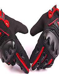Sports Long Gloves (Red)