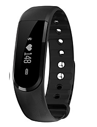 Bluetooth 4.0 Smart Band Wrist Bracelet Fitness Tracker Heart Rate Monitor Smartband Wristband for IPhone Xiaomi Phone