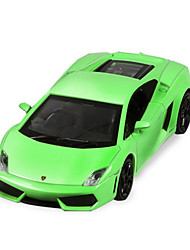 Action Figure / Play Vehicles Model & Building Toy Car Metal Green / Blue / Purple / Orange For Boys Above 3