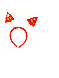 Note - Tree Section Style Pack 5 Sold Christmas Headband