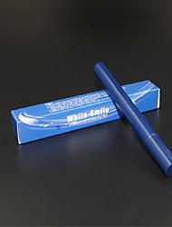 IVORIE Style de Blanchiment de Dents Parfumé / Non parfumé Adulte Blanc / Bleu Plastic / Chrome