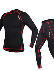 Winter Outdoor Sports Underwear Sets