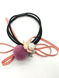 Women Rhinestone / Fabric Headband,Cute / Party / Work / Casual