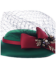 New Noble Style Bowknot Sunshade Hat