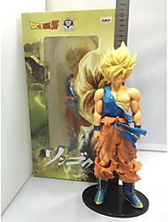 Figures Animé Action Inspiré par Dragon Ball Goku PVC 35 CM Jouets modèle Jouets DIY