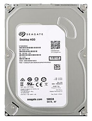 Seagate (SEAGATE) 500G 7200 To 16M SATA3 Desktop Hard Drive (ST500DM002)