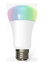Control The Small K-Colorful Wifi Smart Light Bulb 16 Million Color LED Light Bulb Phone Control
