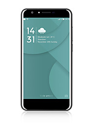 DOOGEE Y6 5.5  Android 6.0 4G Smartphone (Dual SIM Octa Core 16MP 2GB  16 GB Black / Grey / Gold / Silver)