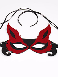 1pc Halloween ornamenti festa maschera