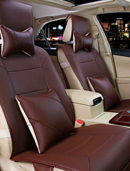Upscale Full Leather Car Seat Cushion With Four Seasons General Car Supplies