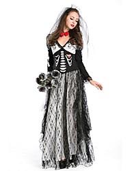 Costumes de Cosplay Gris Térylène Accessoires de cosplay Halloween / Carnaval / Nouvel an