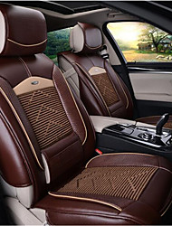 The new car Seasons general leather ice cushion cushion summer cushion high - grade car upholstery