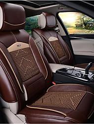 les nouvelles saisons de voiture en cuir générale coussin de glace coussin coussin d'été haute - qualité sellerie automobile