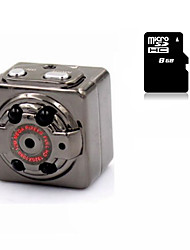 Other Metal Mini Camcorder 720P / 1080P Negro 1.4