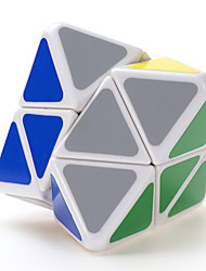 Shengshou® Гладкая Speed Cube Шестерня Скорость Кубики-головоломки Кот Гладкая наклейки Feng Анти-поп ABS