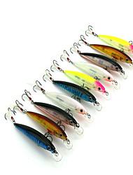 1 pcs kleiner Fisch kleiner Fisch Phantom 14 g Unze mm Zoll,Fester Kunststoff Köderwerfen