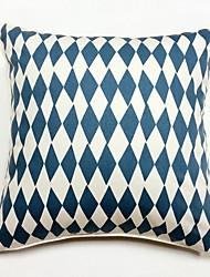 4 pcs Cotton Pillow Case Floral / Striped / Geometric / Polka Dots Modern/Contemporary