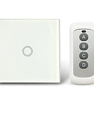 86 Type Intelligent Household Touch Remote Control Switch