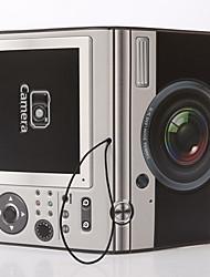 PVC 3 d camera Travel Passport Holder & ID Holder Waterproof / Dust Proof / Portable Travel Storage PU Leather