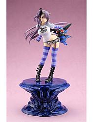 Os sete pecados mortais Fantasias PVC 22cm Figuras de Ação Anime modelo Brinquedos boneca Toy