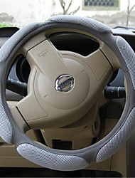 3d antiderrapante tampa da roda respirável direção de absorção de suor