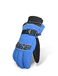 Gants de ski Doigt complet / Gants hivernaux Femme / Homme Gants sport Garder au chaud / Etanche Ski / Snowboard PU Gants de ski Hiver