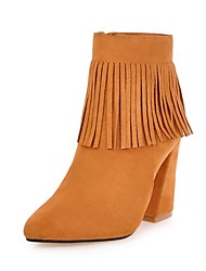Women's Boots Spring / Fall / WinterPlatform / Cowboy / Western Boots / Snow Boots / Riding Boots