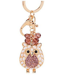 Owl Key Chain Car Strap