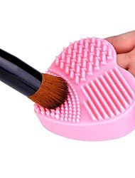 Hot Sale Cheap Price Beauty Cleaning Brush egg Makeup Personal Washing Tools Kit Make Up Brushes Cleaner