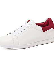 Women's Sneakers Others Pigskin Casual Black / Red
