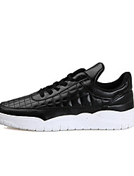Men's Fashion Sneaker Casual/Travel/Youth Microfiber Board Shoes Flat Sport Shoes