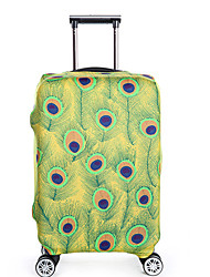 Unisex Bags All Seasons Polyester Boarding Case/Cabin Case with for Outdoor White Purple Green Blue