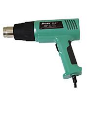 plastique pistolet de soudage feuille de voiture cuisson pistolet air pistolet électrique