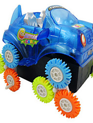 Creative More Wheels Skip New Strange Or Cartwheel Electric Toy Car