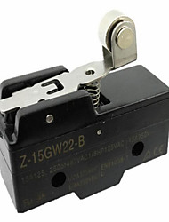 High-Current Micro-Switch Travel Switch With A Roller Switch