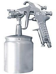 rongpeng pneumática pistola r-71g sob o vaso