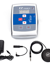 LCD 1.2 power plug professional power Foot Switch  Digital Tattoo