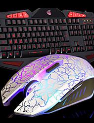 подсветка клавиатуры USB игра мыши компьютерные аксессуары