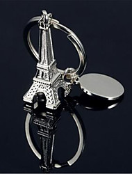 Key Chain Of The Eiffel Tower Metal Key Chain