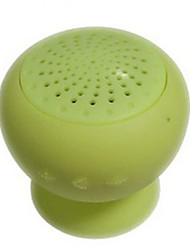 BTS-06 Four Waterproof Bluetooth Speaker Mushroom Head Hands-Free Car Audio