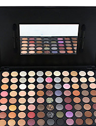 88 Eyeshadow Palette Matte / Shimmer Eyeshadow palette Cream Large Daily Makeup