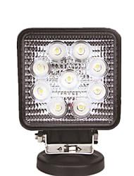Torce frontali LED 27(W) Lumens 1 Modo - AG13 Oscurabile Adatto per veicoli Multiuso