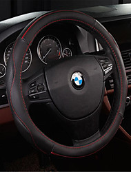 Genuine Leather Steering Wheel Cover Sets Of Four Seasons GM Car Sets