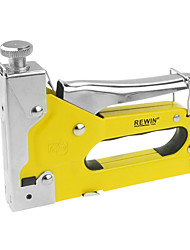 REWIN TOOL Three Punch Pliers  3 Way Heavy Duty Staple Gun