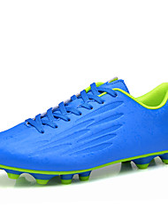 Femme-Sport-Bleu / Vert / Argent / Orange-Talon Plat-Others-Chaussures d'Athlétisme-Similicuir
