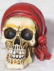 1pc dia das bruxas decoração do partido presente ornamentos terroristas novidade