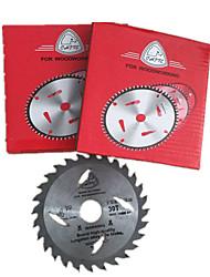 três embalado para venda liga de lâmina de serra de diamante