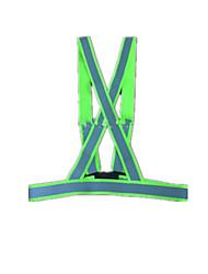 Adjustable Size Reflective Strap